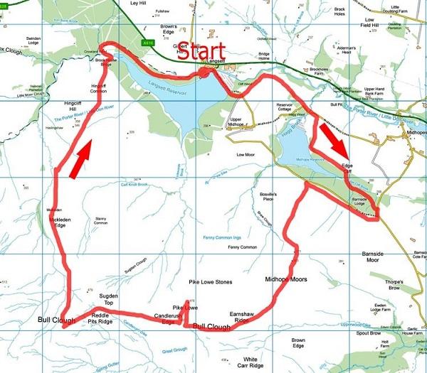 Pike Lowe map