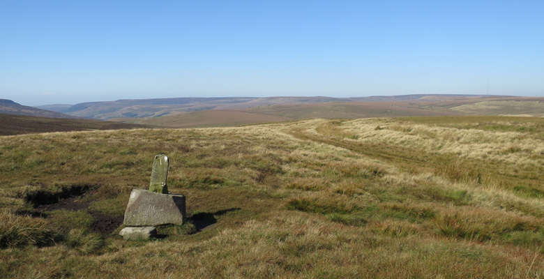 The Lady Cross on the Woodhead