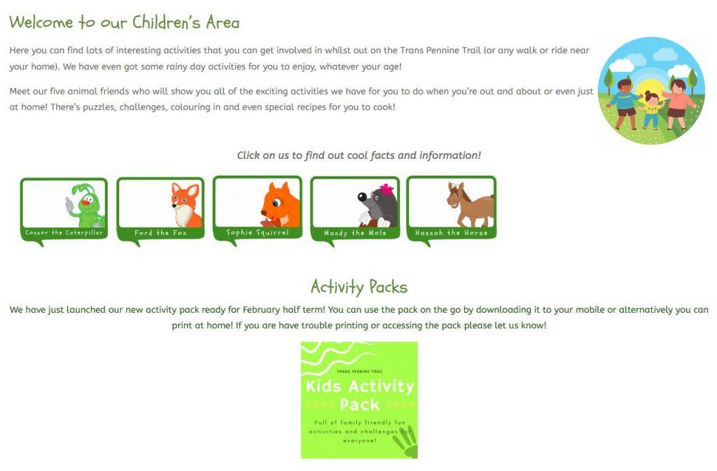TPT web page screen grab