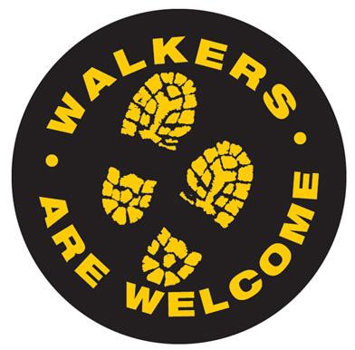 Stocksbridge Walkers are Welcome